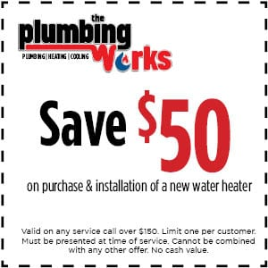 plumbeing discount coupon reading pa