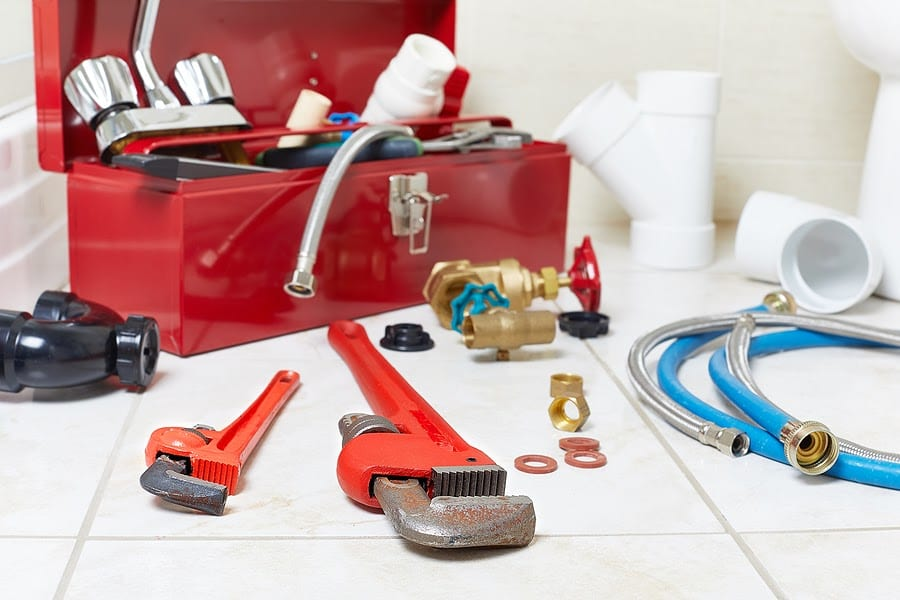 Plumbing Tools and Parts